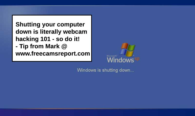 Shut Down Your Computer