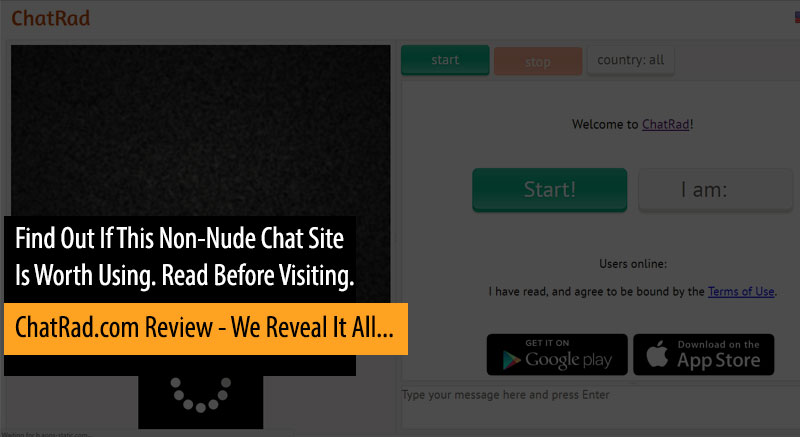 Chatrad Site Review